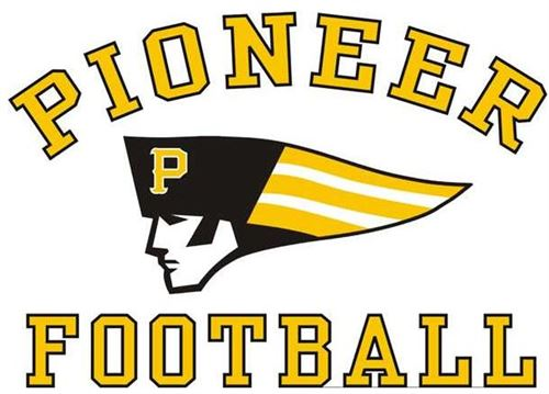 The Pioneer Football logo