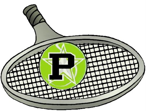 The Pioneer tennis logo